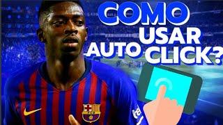 FIFA MOBILE 20| Como configurar o autoclick| Dicas EP.1