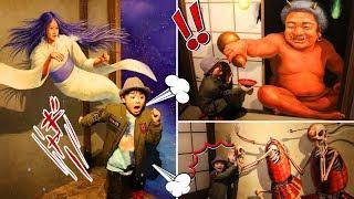 今回はお台場にある東京トリックアート迷宮館がリニューアルしたので行...