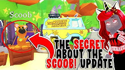 There's A SECRET You DIDN'T Know About The SCOOB! Update In Adopt Me! (Roblox)