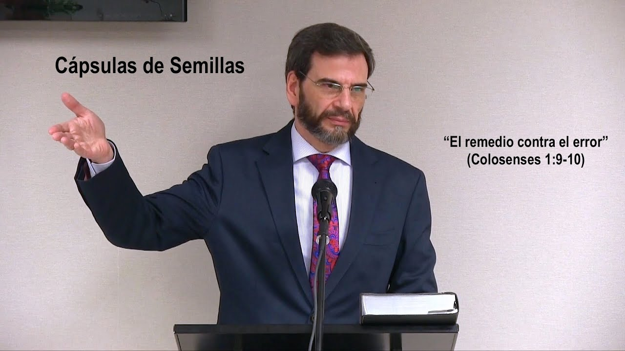 El error doctrinal