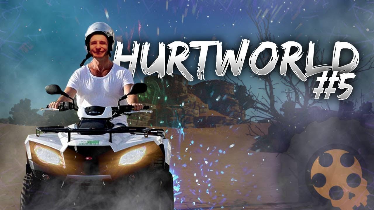 Hurtworld S02E05 – Zima, Foch, Itemy /w Eizo, Onstyle, Pevor