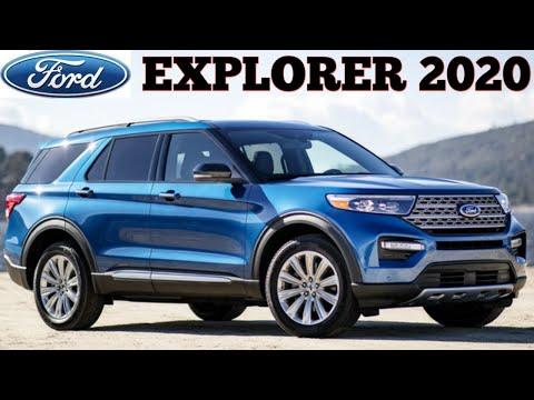 2020 Ford Explorer 7 Seater Premium SUV India Launch Date, Exterior, Interior, Features, Specs