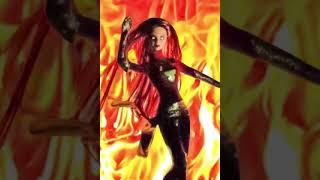 # Shorts - Fênix Negra custom doll