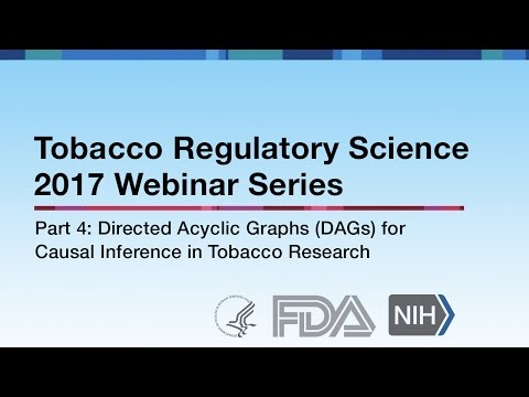 Part 4—Directed Acyclic Graphs (DAGs) for Causal Inference in Tobacco Research