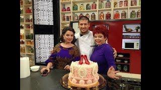 Торт Панчо от Рената Агзамова в программе Время Обедать