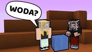 Czy na MARSIE JEST WODA? - Minecraft EWO