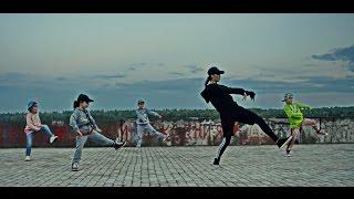 Уроки танцев для начинающих. Street Dancers. Нижневартовск Набережная Обь Июль 2016г