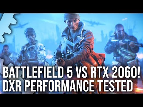 Battlefield 5 vs RTX 2060 - can Nvidia's mainstream GPU deliver ray