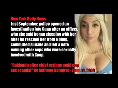 Oakland Police Teen Prostitution Sex Scandal