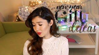 ИДЕИ подарков на НОВЫЙ ГОД | GIFT IDEAS | #AsiyaTV