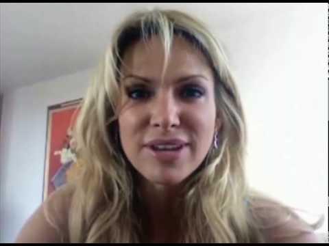 Amber evans lingerie naked