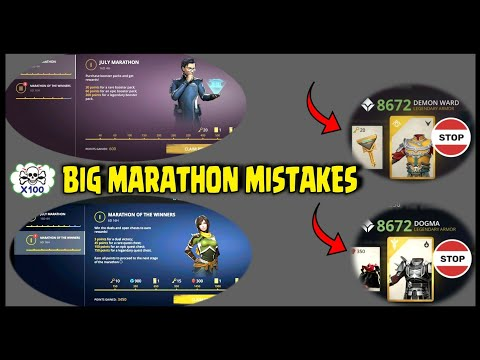 Shadow Fight 3 avoid these Marathon mistakes claiming all marathon of the winners and July Marathon