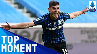 Malinovskyi Snatches the Win in the 87th Minute!   Atalanta 1-0 Juventus   Top Moment   Serie A TIM