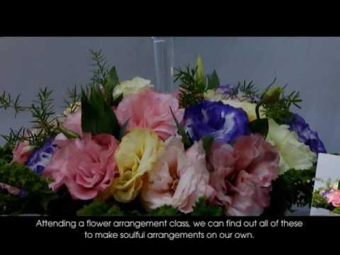 NSM: Thú vị từ lớp học cắm hoa nghệ thuật