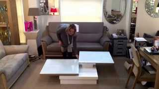 Sigma Coffee Table From Akante | Mia Stanza