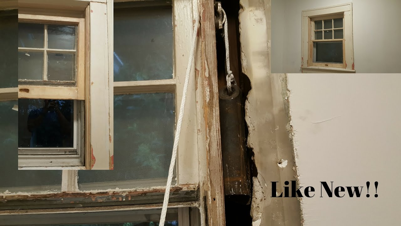 How To Fix Old Windows You