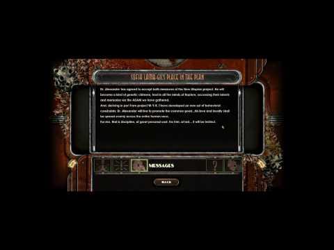 Bioshock 2: Sofia Lamb - Audio Diaries (Part 2)