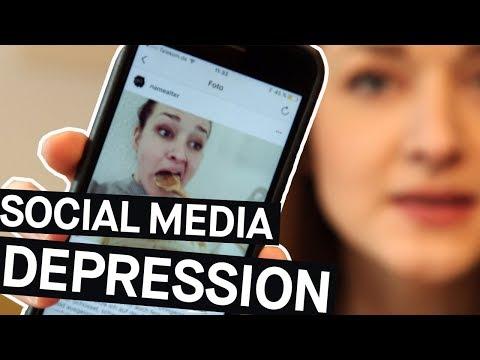 Social Media und Depression: Wenn Facebook dein Leben zur Hölle macht    PULS Reportage