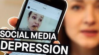 Social Media und Depression: Wenn Facebook dein Leben zur Hölle macht || PULS Reportage