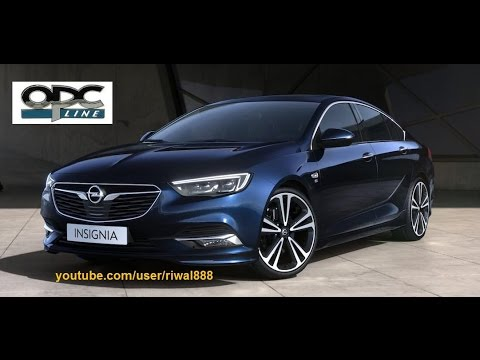 new opel insignia grand sport opc line color options hd youtube. Black Bedroom Furniture Sets. Home Design Ideas
