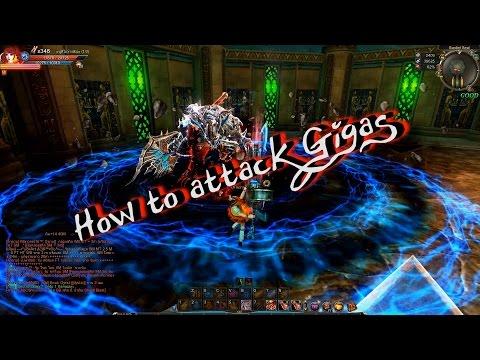 C9 [Sv.TH] How to attack Gigas : โจมตีเกราะกีกาสที่ถูกต้อง[1080p 60fps]