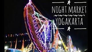 Pasar Malam SEKATEN #NIGHT MARKET YOGYAKARTA