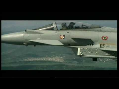 Eurofhigter Typhoon Emozioni a 9G By Volare Alenia
