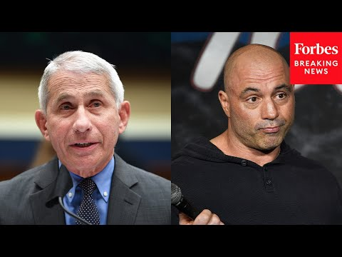 Fauci Says Joe Rogan Was Wrong To Tell Young Listeners To Not Get Vaccinated | Forbes