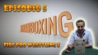 Baixar Stramboxing 05 - Fire Pro Wrestling Z