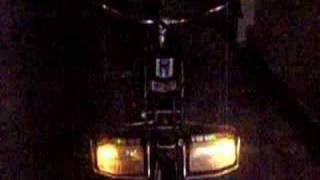 70年代に流行したウインカー付き自転車 thumbnail