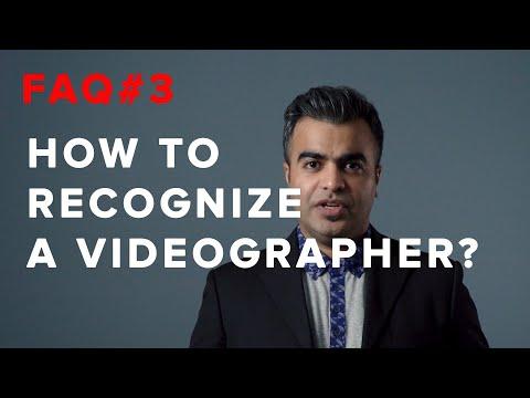 VIDEOGRAPHERS?