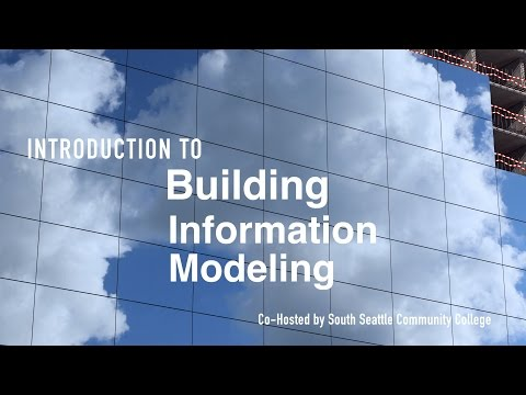 Building Information Modeling 101 – Intro to BIM