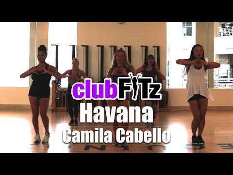 """HAVANA"" by Camila Cabello | Club FITz Fitness Choreo by Lauren Fitz"