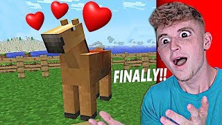 I FINALLY Found A HORSE In MINECRAFT!! ~EPIC~ (Part 16)