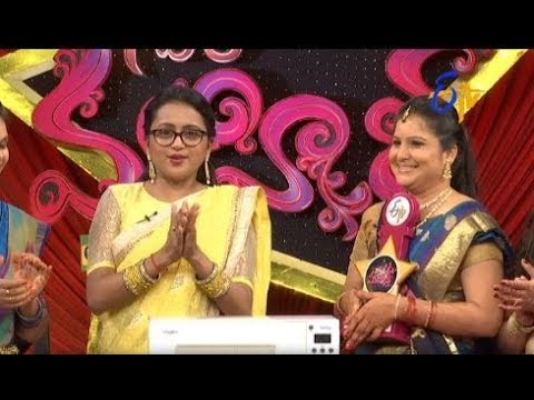 Star Mahila   5th September 2017  Full Episode   ETV Telugu