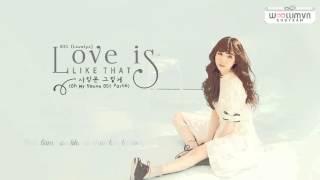 Gambar cover [WoollimVN] [Vietsub + Lyrics] Love Is Like That (Oh My Venus OST) - KEI