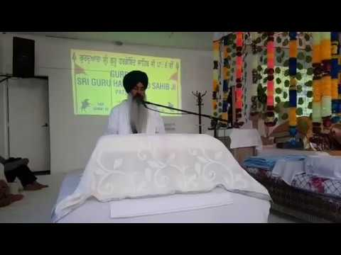 Giani Kulwant Singh ji || New Zealand Katha Vechaar || 31-Dec-2018