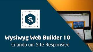 Wysiwyg Web Builder 10 // Site Responsive