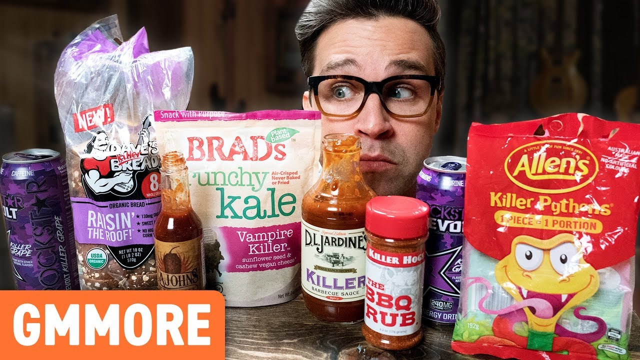 Killer Food Taste Test