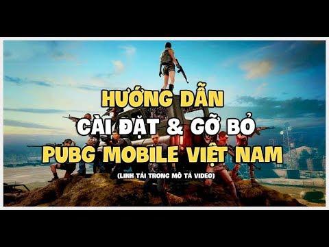 Hướng Dẫn Cài Đặt Và Gỡ Bỏ Giả Lập PUBG Mobile Việt Nam Từ A Đến Z (Có Link)