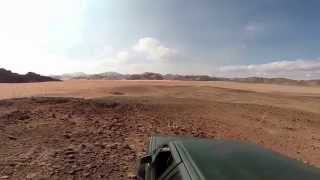 Wadi Rum Protected Area: Jebel Qatar