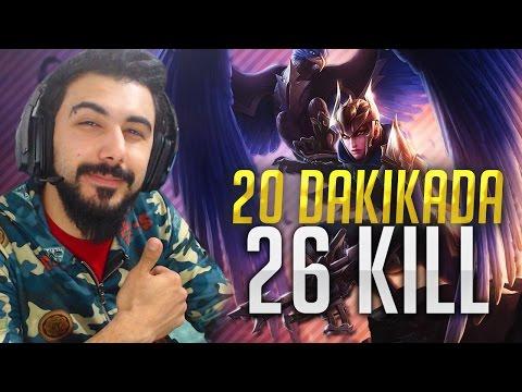 QUiNN TOP 20 DAKİKA 26 KILL