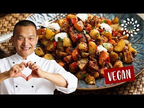 Bratkartoffeln asiatisch| Asian