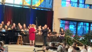 Sandi Patty & Husband duet Let This Be Our Prayer