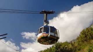 The Cableway Co. Rope change