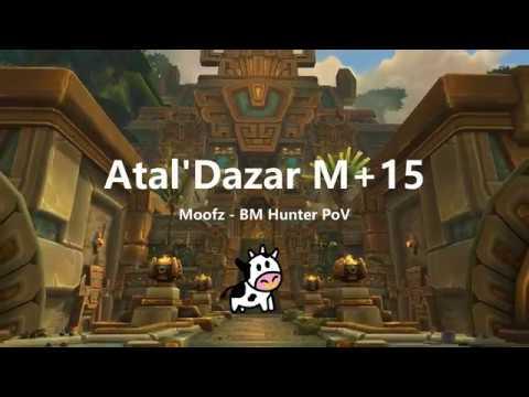 US 1st M+15 BFA Beta - Atal'Dazar | Moofz