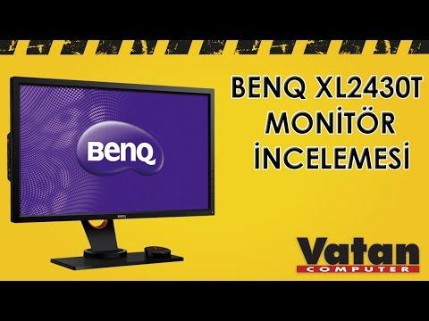 BenQ XL2430T Gaming Led Monitör İncelemesi