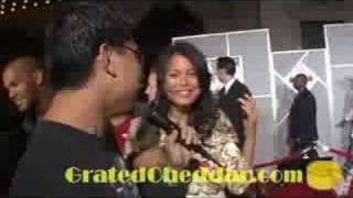 Interview w/ Nathalie Kelley (01-12-06)