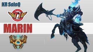 Rank Hàn: Marin huỷ diệt đường trên với Hecarim