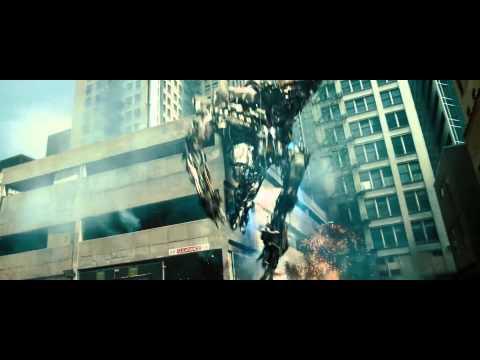 Transformers: El lado oscuro de la luna (2011) La muerte de Starscream (HD latino)